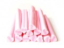 Herzcane - rosa, Love