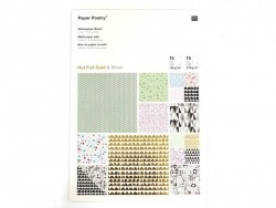 Design paper pad - Geometric designs