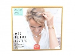 Mes kits make it - My festive jewellery