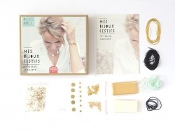 Mes kits make it - Mes Bijoux Festifs (Mein festlicher Schmuck)