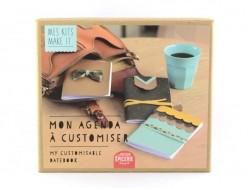 Mes kits make it - Mon agenda à customiser (Mein selbstgemachter Terminkalender)
