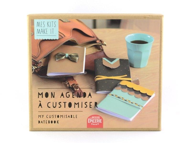 Mes kits make it - My customisable datebook