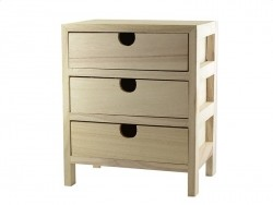 Small piece of furniture with drawers