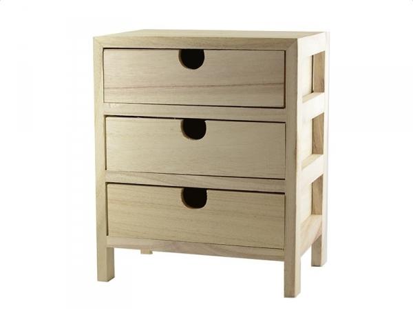 petit meuble tiroirs la petite picerie. Black Bedroom Furniture Sets. Home Design Ideas