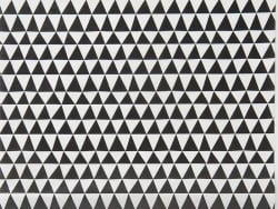 Paper Patch - triangles noirs Rico Design - 1