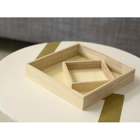 Acheter Petit plateau en bois - 3,75€ en ligne sur La Petite Epicerie - 100% Loisirs créatifs