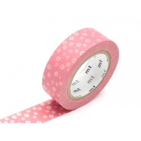 Patterned masking tape - Nejiriume haru Masking Tape - 1
