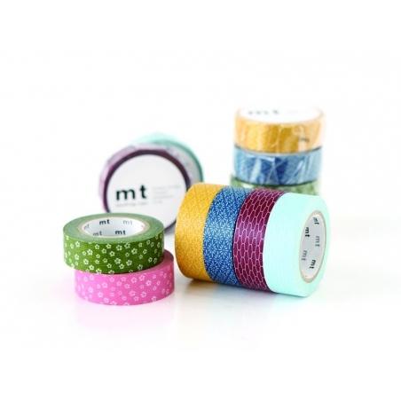 Patterned masking tape - Nejiriume haru Masking Tape - 3