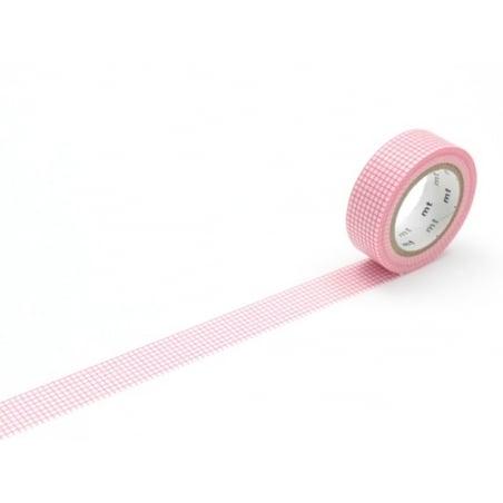 Patterned masking tape - Peach Hougan design Masking Tape - 1