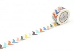 Masking Tape motif - Bird Grande mix