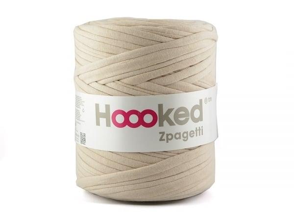 Grande bobine de fil Hoooked Zpagetti - Beige Hoooked Zpagetti - 1