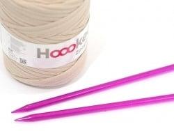 Grande bobine de fil Hoooked Zpagetti - Beige