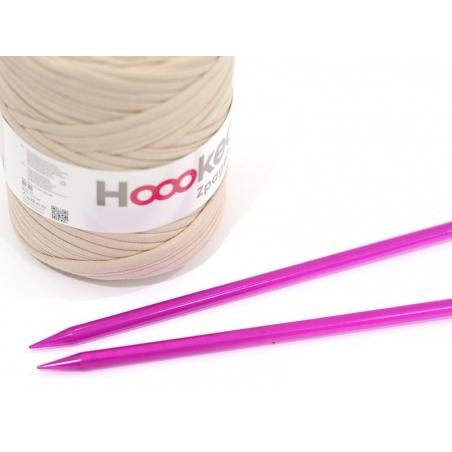 Acheter Aiguilles à tricoter en plastique - 10 mm - 7,00€ en ligne sur La Petite Epicerie - Loisirs créatifs