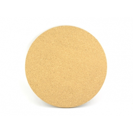 2 customisable cork circles