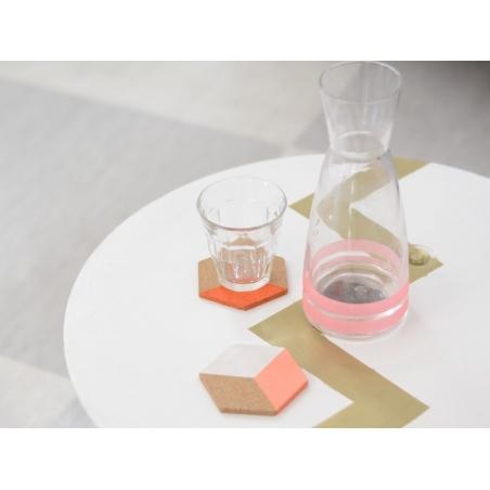 Acheter 2 ronds de liège à customiser - 4,20€ en ligne sur La Petite Epicerie - 100% Loisirs créatifs