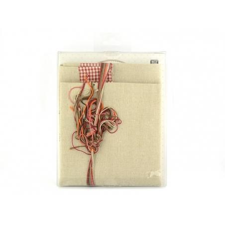Kit de broderie Set de table - oiseau Rico Design - 2