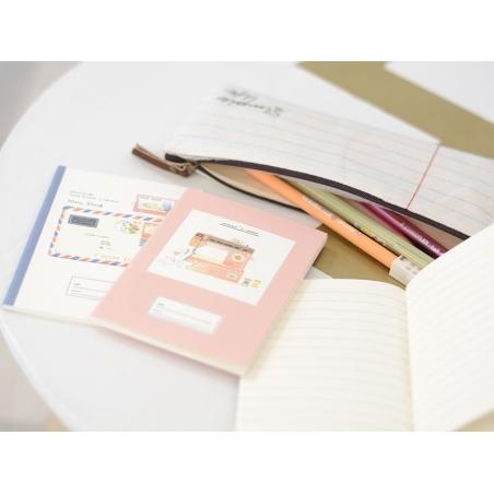 Acheter Trousse à motifs cousus - bleu - 9,80€ en ligne sur La Petite Epicerie - 100% Loisirs créatifs