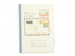 Acheter Petit carnet- bleu carte postale - 3,20€ en ligne sur La Petite Epicerie - 100% Loisirs créatifs
