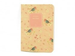 Small notebook - nature/pink
