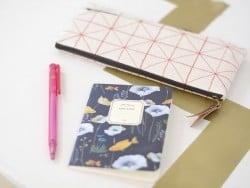 Acheter Petit carnet nature - bleu foncé - 3,20€ en ligne sur La Petite Epicerie - 100% Loisirs créatifs