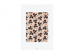 A4 poster - pandas