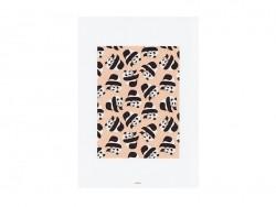Affiche A4 - pandas Season Paper - 1