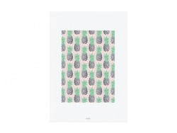 A4 poster - pineapple