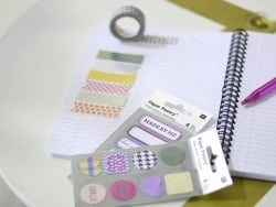 Stickers - étiquettes multicolore