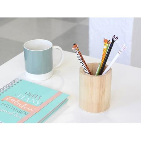 Crayon à papier - girafe