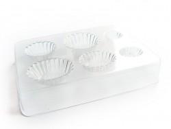 Plastikform für Cupcakes und Kuchen