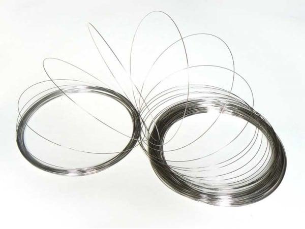 Acheter 100 m de fil de fer argent foncé - 11,90€ en ligne sur La Petite Epicerie - Loisirs créatifs