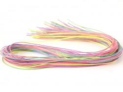 30 fils de scoubidous - multicolore Artemio - 2