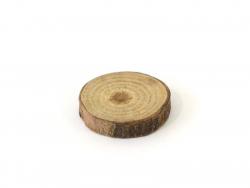 Petite rondelle de bois