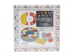 Kit Pompon magnétique