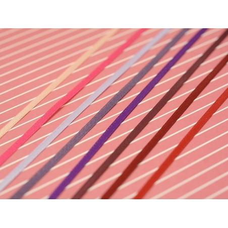 Acheter 1 m de ruban satin uni rouge 250 - 3 mm - 0,39€ en ligne sur La Petite Epicerie - 100% Loisirs créatifs