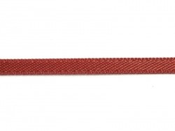 1 m einfarbiges Satinband (3 mm) - bordeauxrot (Farbnr. 260)