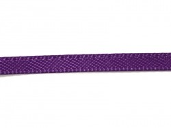 1 m of satin ribbon (3 mm) - bright violet (colour no. 467)