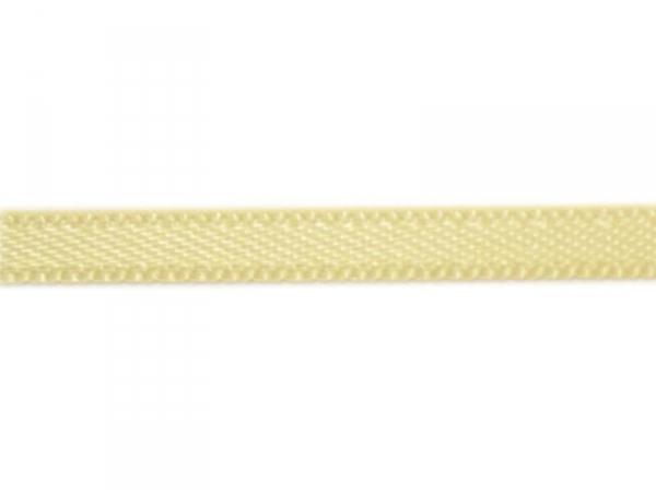 Acheter 1 m de ruban satin uni jaune champagne 824 - 3 mm - 0,39€ en ligne sur La Petite Epicerie - 100% Loisirs créatifs