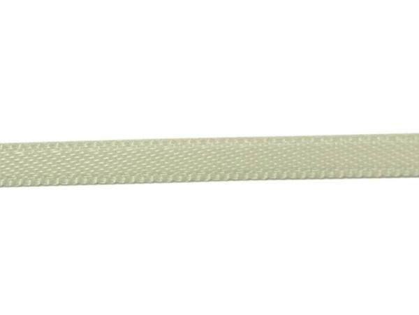 1 m de ruban satin uni vert d'eau 313 - 3 mm