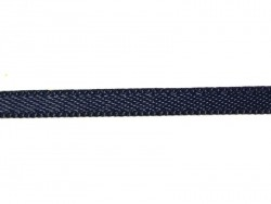 1 m of satin ribbon (3 mm) - navy blue (colour no. 370)