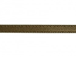 1 m of satin ribbon (3 mm) - brown (colour no. 850)