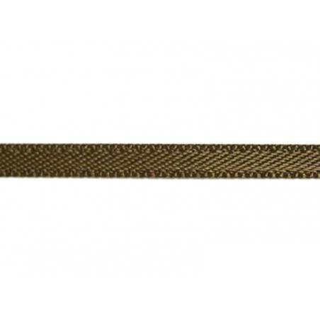1 m of satin ribbon (3 mm) - brown (colour no. 850)