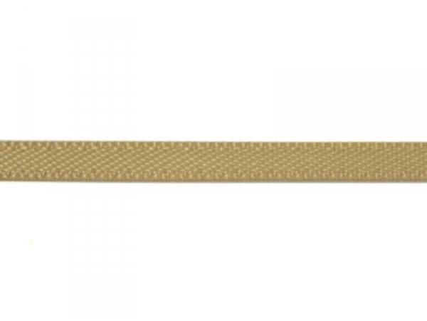 1 m of satin ribbon (3 mm) - coffee brown (colour no. 837)