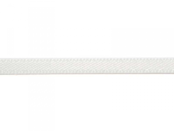 1 m of satin ribbon (3 mm) - White (colour no. 029)