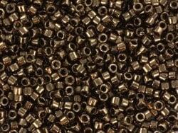 Acheter Miyuki delicas 11/0 - Dark bronze 22 - 3,30€ en ligne sur La Petite Epicerie - Loisirs créatifs