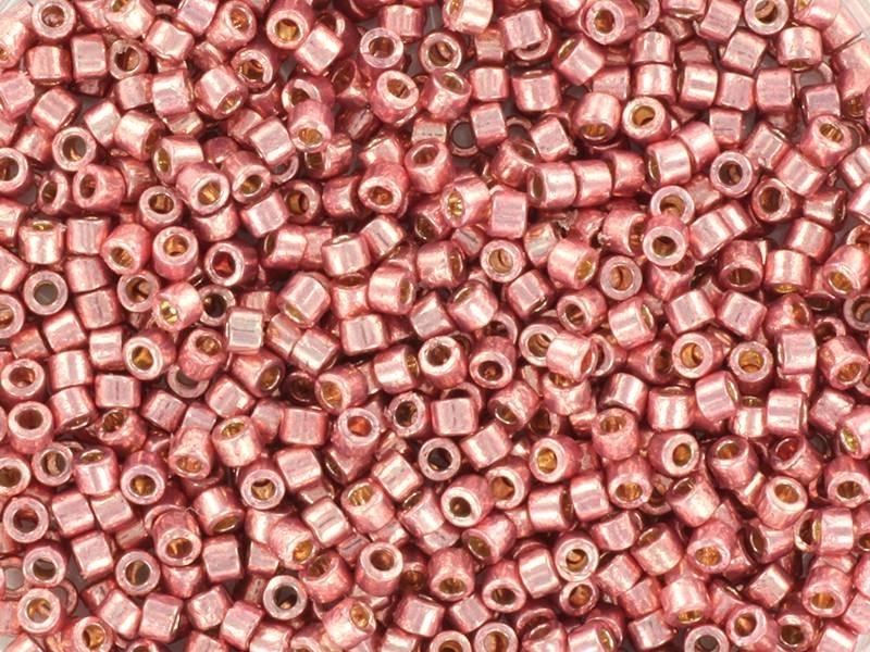 Acheter Miyuki delicas 11/0 - Duracoat galvanized dark coral 1839 - 4,00€ en ligne sur La Petite Epicerie - Loisirs créatifs
