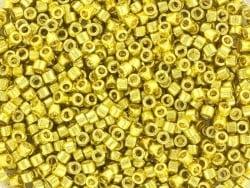 Acheter Miyuki delicas 11/0 - Duracoat galvanized zest 1835 - 4,00€ en ligne sur La Petite Epicerie - Loisirs créatifs