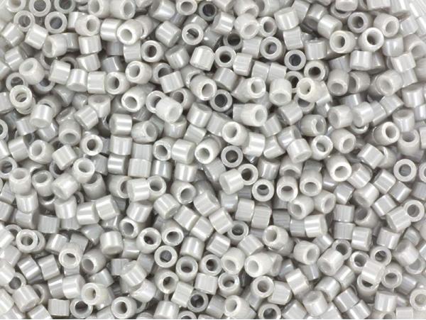 Miyuki delicas 11/0 - gris taupe 1538  - 1