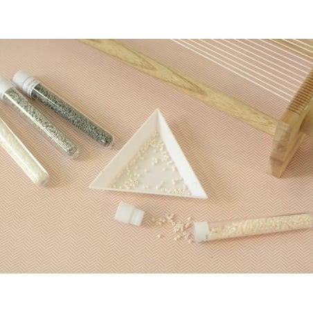 Acheter Miyuki delicas 11/0 - Opaque white 200 - 1,99€ en ligne sur La Petite Epicerie - Loisirs créatifs