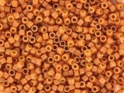 Tube de 1100 rocailles - Miyuki delicas 11/0 - cognac 2107